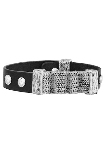 SEVEN-24 Armband »REBEL SOUL, SVRS04-BL17« kaufen