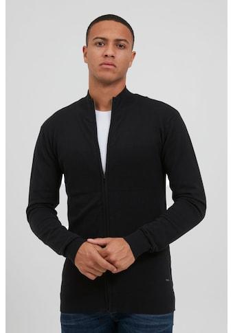 Indicode Strickjacke »35537MM«, Feinstrick Zip-Jacke kaufen