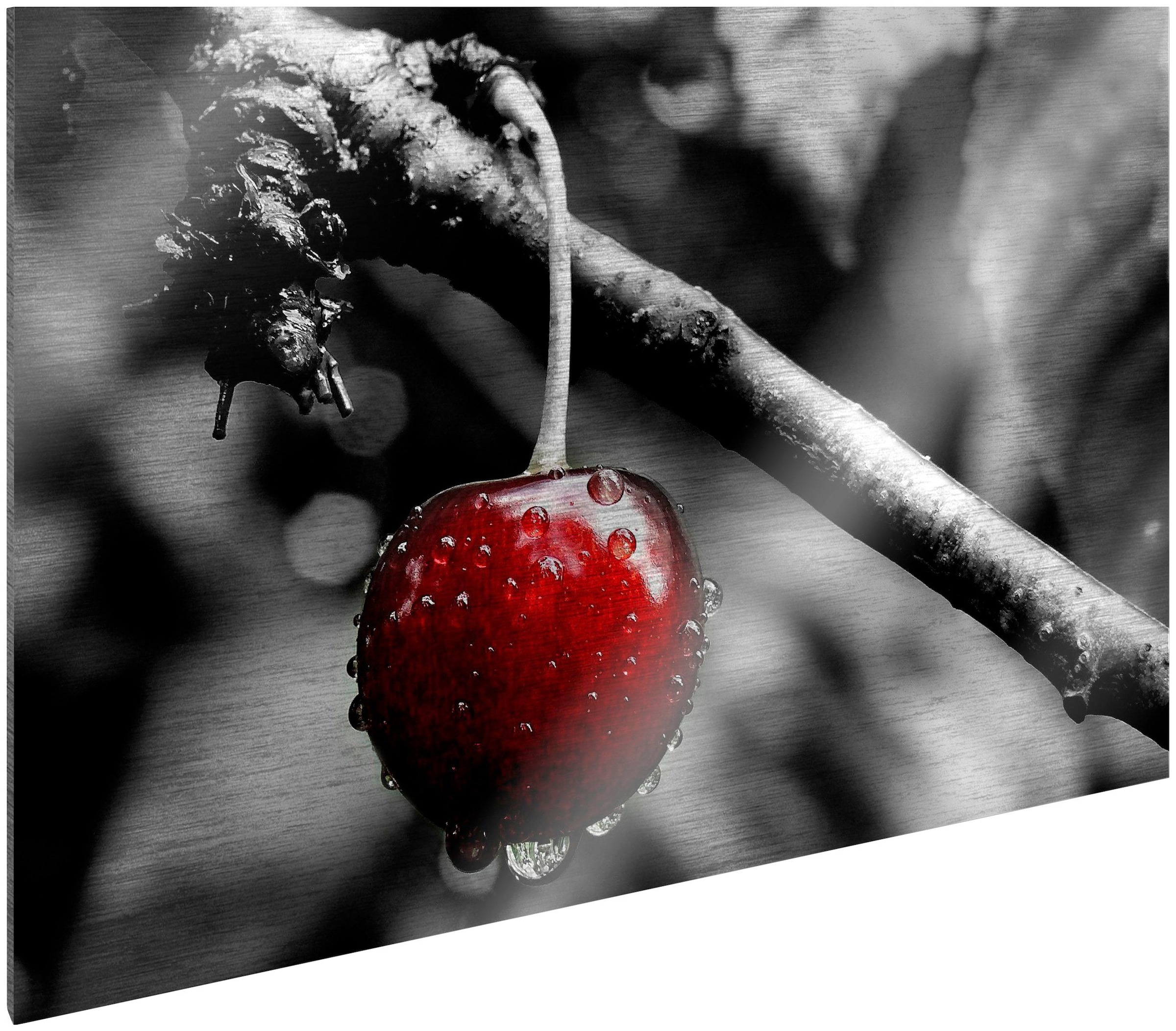 Image of Art & Pleasure Acrylglasbild »Cherry tree«, Bäume