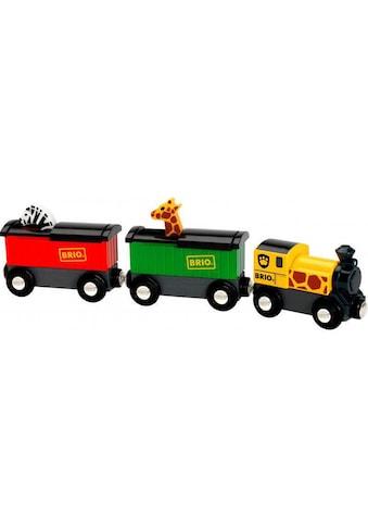 BRIO® Spielzeug-Zug »Safari Zug« kaufen