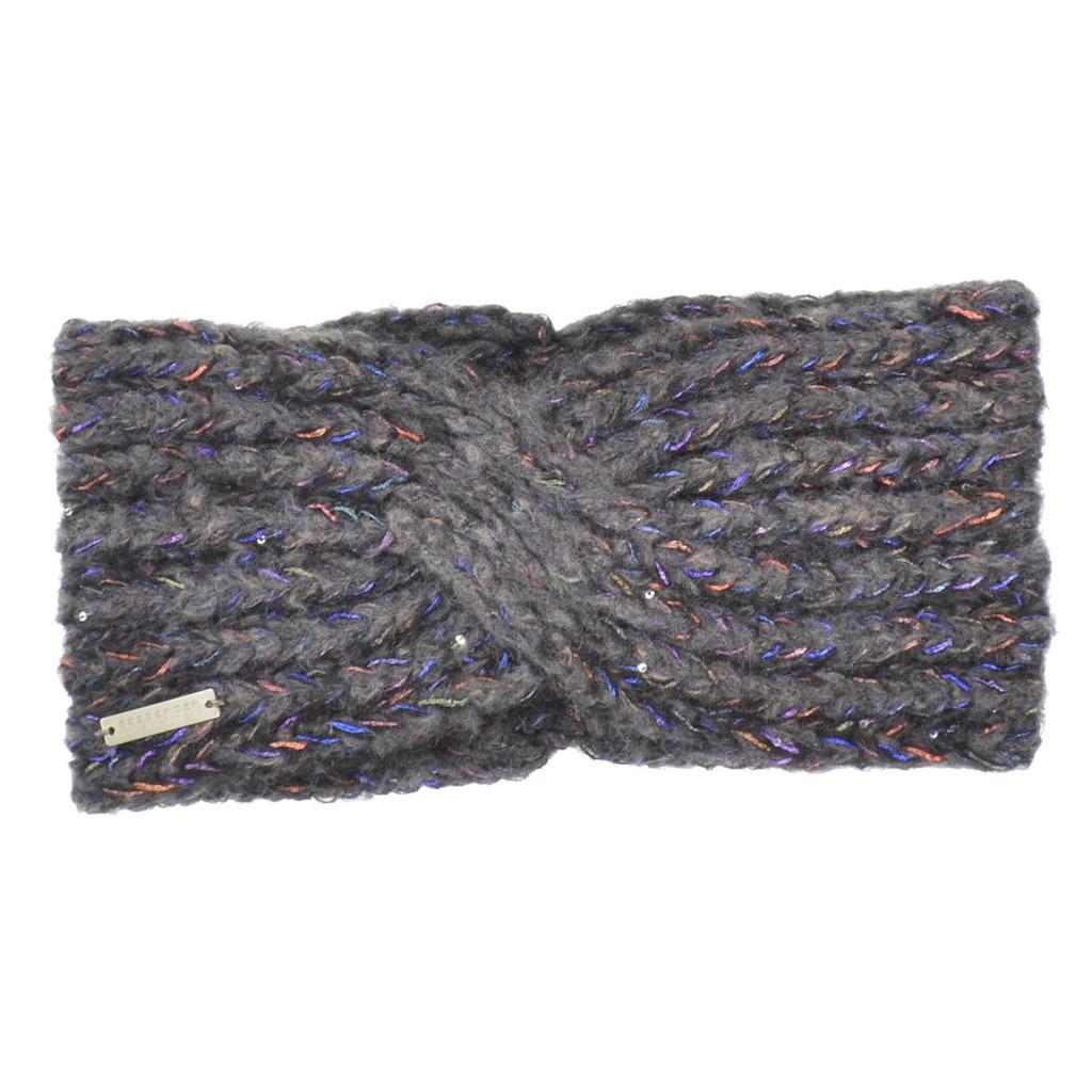 Seeberger Strickmütze »Stirnband in Jacquard Muster 18143-0«