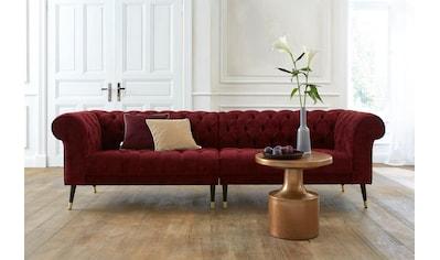 Guido Maria Kretschmer Home&Living Chesterfield-Sofa »Tinnum« kaufen