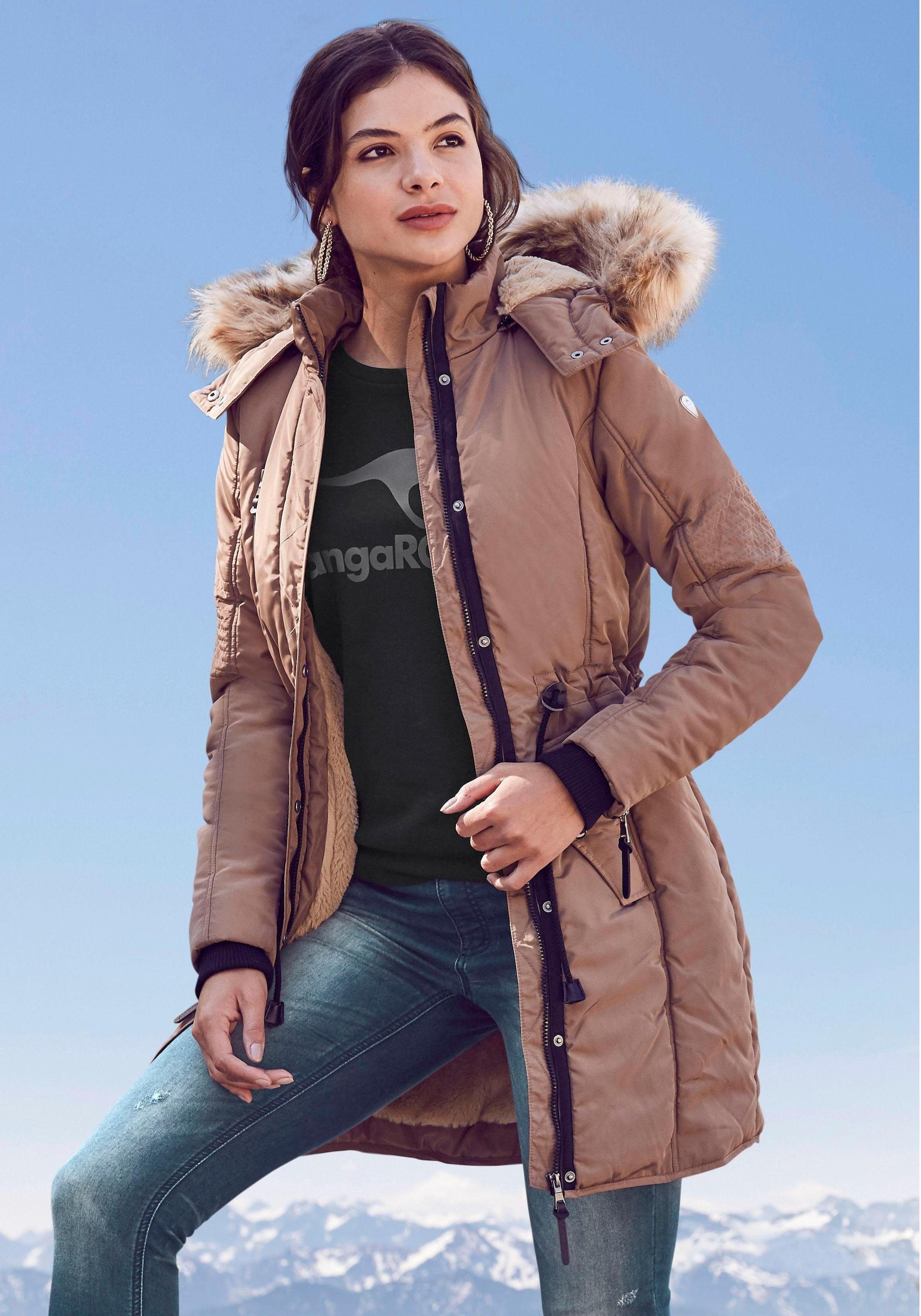 Image of ALPENBLITZ Parka »Wintercharme«