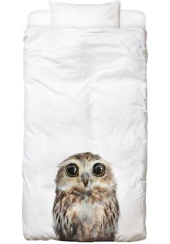 Bettwäsche »Little Owl«, Juniqe kaufen