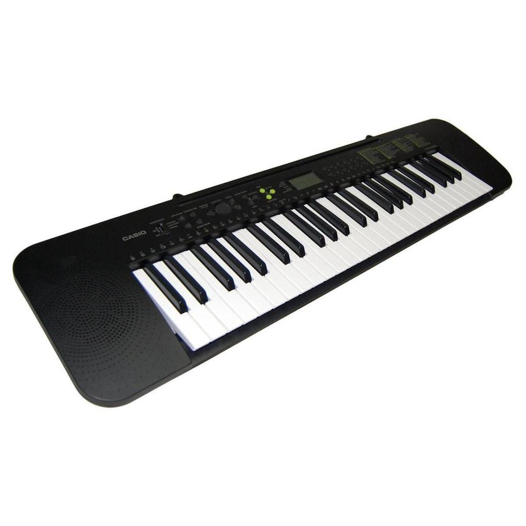 CASIO Keyboard »CTK-240«, übersichtliches LC-Display