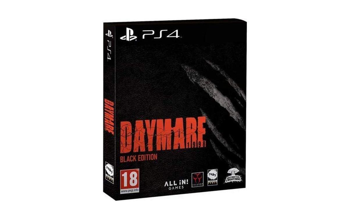 Image of Astragon Spiel »Daymare: 1998 - Black Edition«, PlayStation 4, Standard Edition