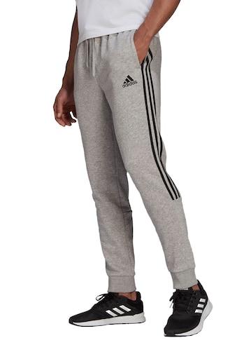 adidas Performance Jogginghose »ESSENTIALS TAPERED CUFF 3 STRIPES PANTS« kaufen