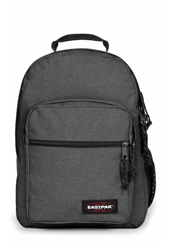 Eastpak Laptoprucksack »MORIUS, Black Denim«, enthält recyceltes Material (Global... kaufen