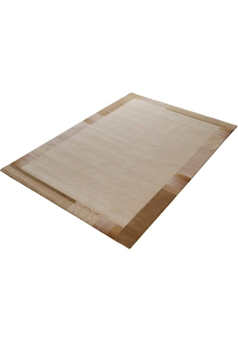 OCI DIE TEPPICHMARKE Teppich »Mandala Silk«, rechteckig, 6 mm Höhe, handgeknüpft,... kaufen