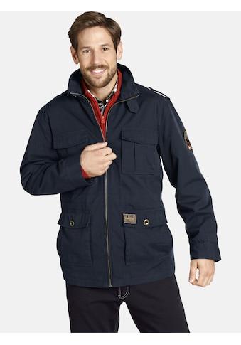 Jan Vanderstorm Fieldjacket »BROR«, sportliche Übergangsjacke kaufen