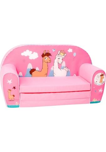 Knorrtoys® Sofa »NICI La-La-Lama Lounge«, für Kinder; Made in Europe kaufen