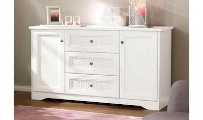 Home affaire Kommode, mit 3 Schubladen, Breite 141 cm kaufen