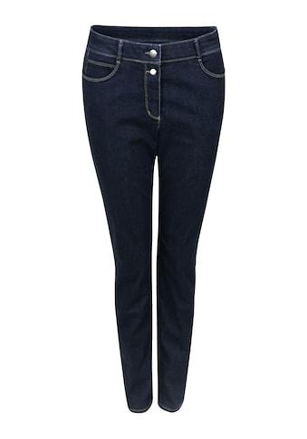 bianca 5-Pocket-Jeans »DENVER«, edle Jeans im coolen Denim Look kaufen