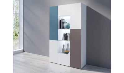 TRENDMANUFAKTUR Highboard »Tessa« kaufen