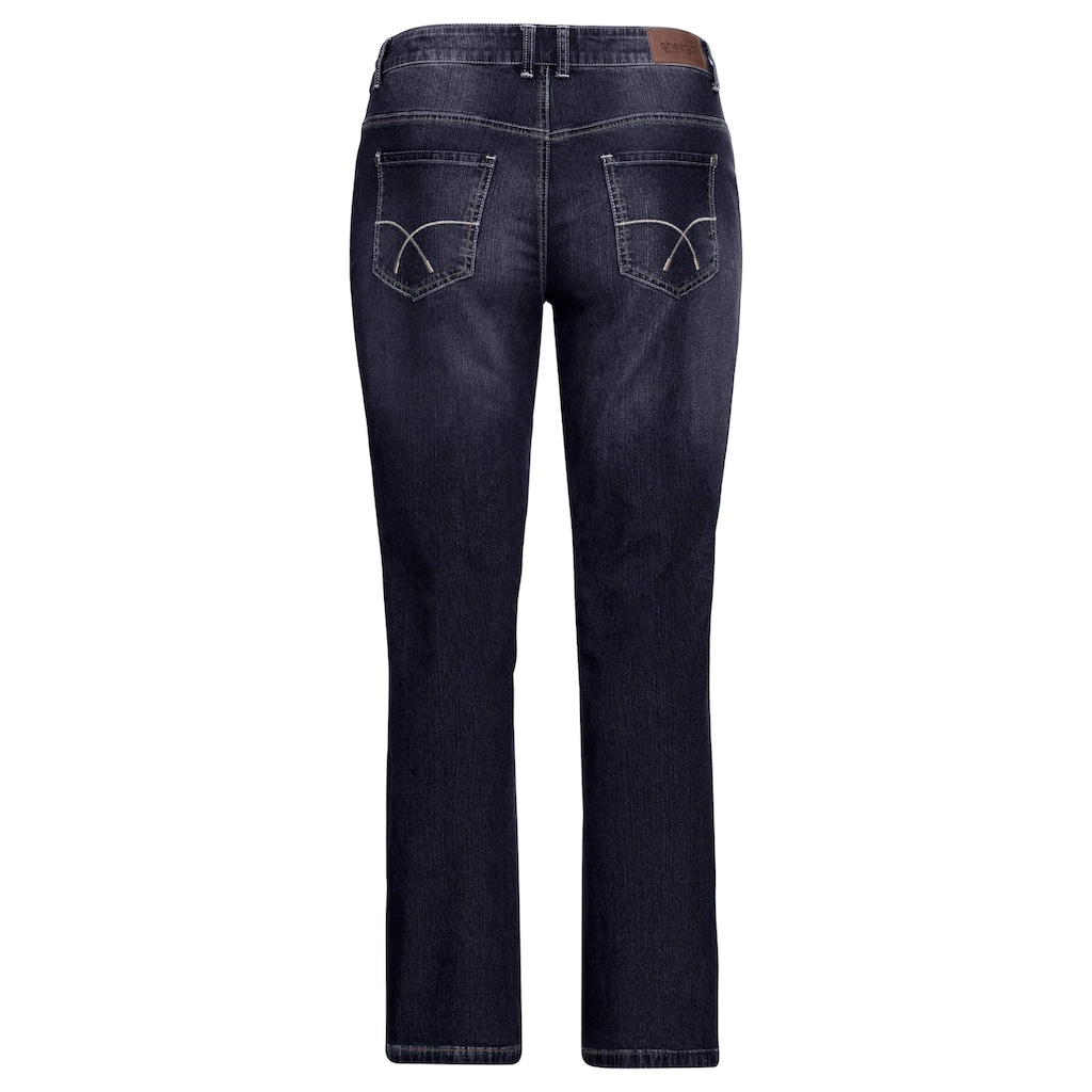 Sheego Stretch-Jeans