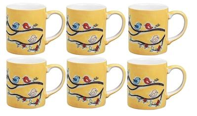 Mila Cappuccinotasse »Lovley Birds 180 m« kaufen
