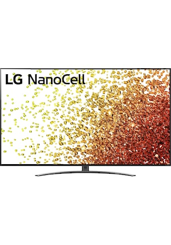 "LG LCD-LED Fernseher »86NANO919PA«, 217 cm/86 "", 4K Ultra HD, Smart-TV, NanoCell kaufen"