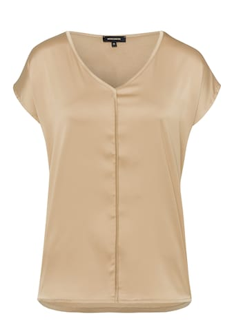 MORE&MORE Satin Front Shirt Active kaufen