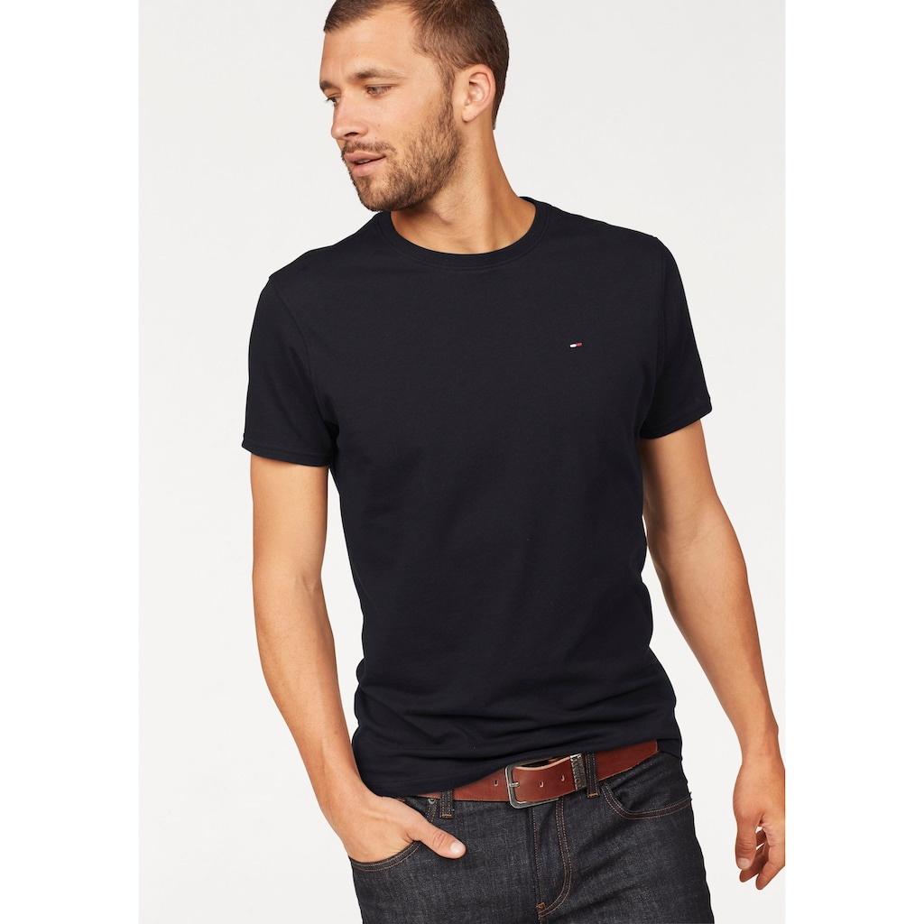 Tommy Jeans T-Shirt »TJM ESSENTIAL SOLID TEE«