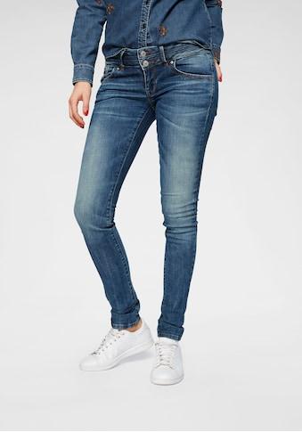 LTB Skinny-fit-Jeans »JULITA X«, mit extra schmalem Bein und niedriger Leibhöhe im 5-Pocket-Stil kaufen