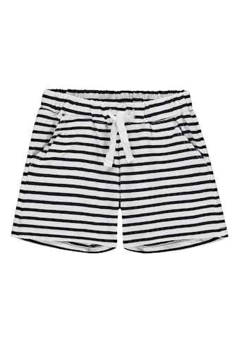 Marc O'Polo Junior Shorts, gestreift kaufen