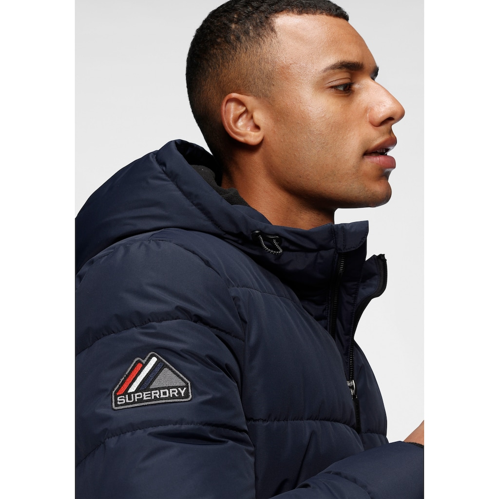 Superdry Steppjacke »SPORTS PUFFER«