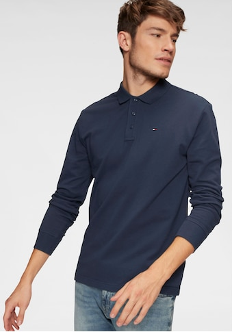 TOMMY JEANS Langarm - Poloshirt »TJM ESSENTIAL LS POLO« kaufen