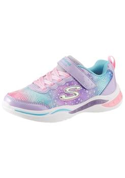 Skechers Kids »Blinkschuh Sneaker Vortex Flash« Sneaker mit Klettverschluss online kaufen | OTTO