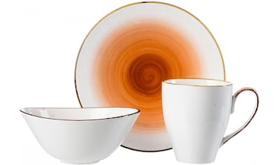 Ritzenhoff & Breker Frühstücks-Set »COSMO«, (Set, 3 tlg.), Mikrowellengeeignet kaufen