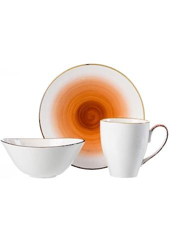 """Ritzenhoff & Breker Frühstücks - Set """"COSMO"""" (3 - tlg.), Porzellan kaufen"""