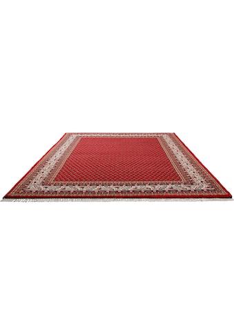 Home affaire Orientteppich »Levin«, rechteckig, 12 mm Höhe, handgeknüpft, mit Fransen,... kaufen