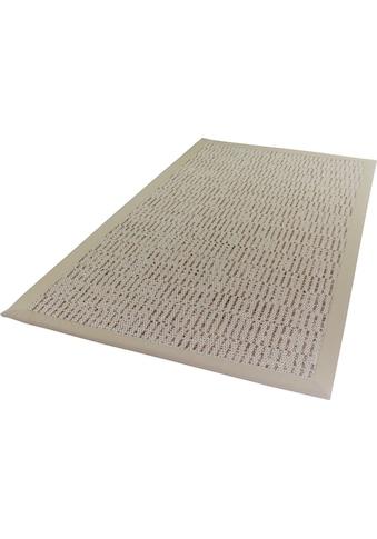 Teppich, »Naturino Struktur«, Dekowe, rechteckig, Höhe 8 mm, maschinell gewebt kaufen