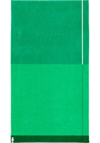 Seahorse Strandtuch »Block«, (1 St.), in harmonischen Farben kaufen