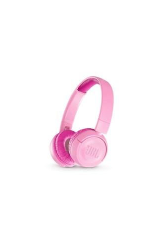 Wireless On - Ear - Kopfhörer, JBL, »JR300BT Pink« kaufen