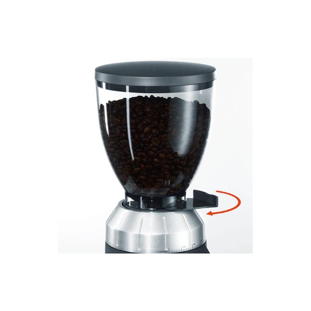 Graef Kaffeemühle »CM 900«, 128 W, Kegelmahlwerk, 350 g Bohnenbehälter