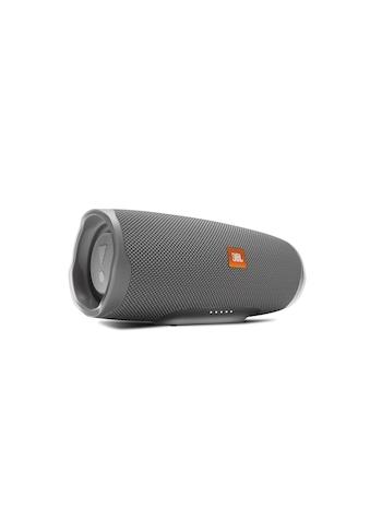 JBL Bluetooth-Lautsprecher »Bluetooth Speaker Charge 4 Grau« kaufen
