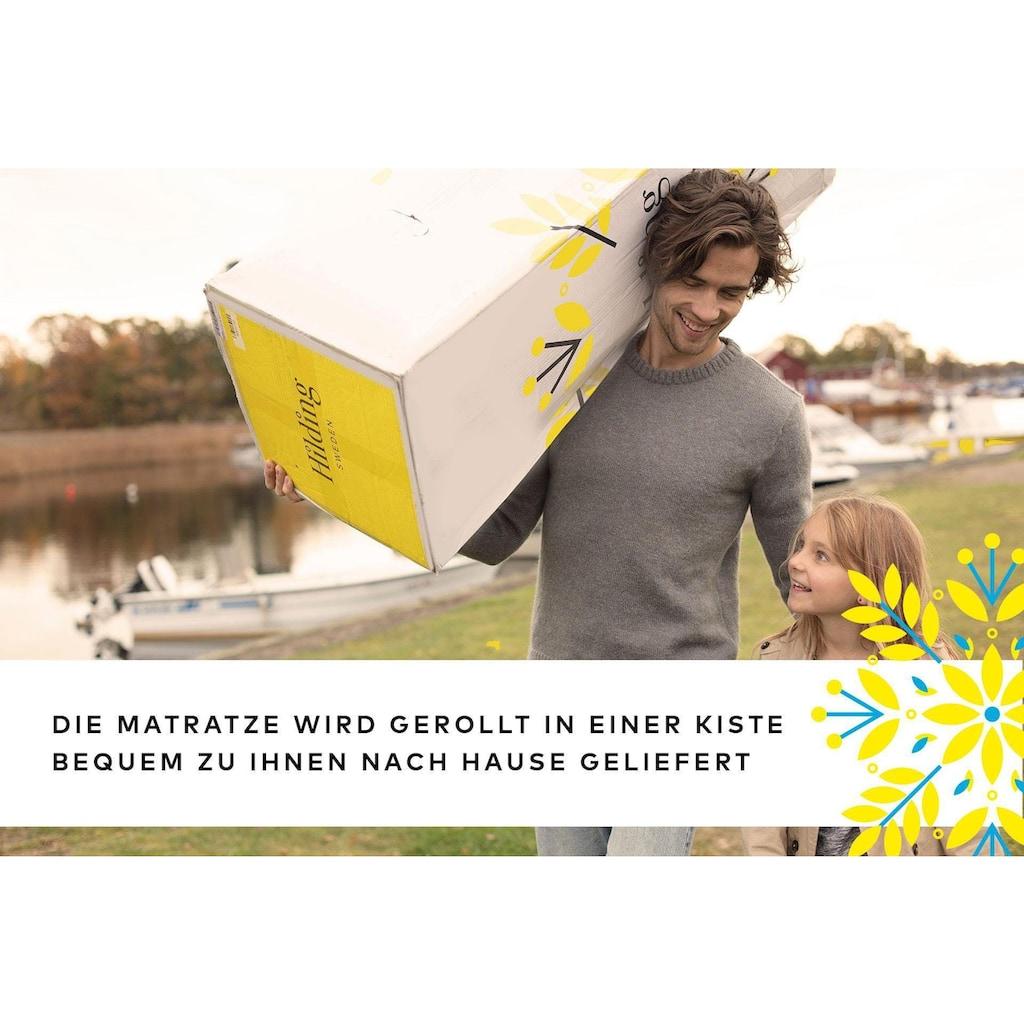 Hilding Sweden Taschenfederkernmatratze »Essentials«, 792 Federn, (1 St.), von Stiftung Warentest »GUT (2,5)«, getestet in Grösse 90x200 cm in mittelfest*