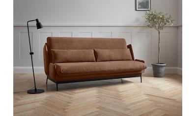 andas Schlafsofa »Skibby«, Breite 220cm, klappbar, in 3 Qualitäten, Design by Morten... kaufen
