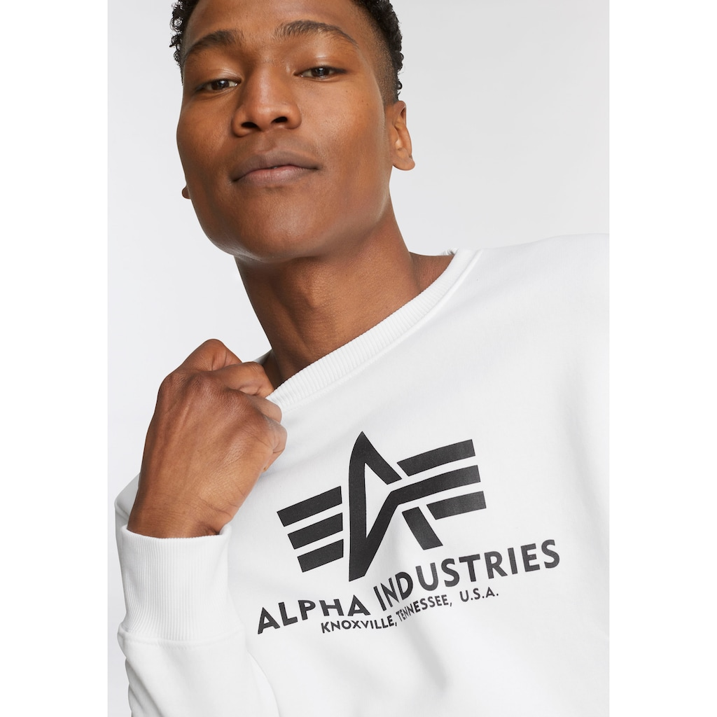 Alpha Industries Sweatshirt »Basic Sweater«