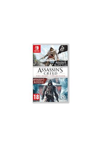 UBISOFT Spiel »Assassins Creed: The Rebel Collection«, Nintendo Switch kaufen