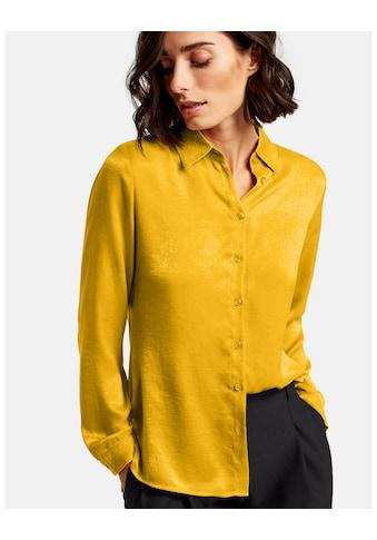 Taifun Bluse Langarm »Fliessende Hemdbluse« kaufen