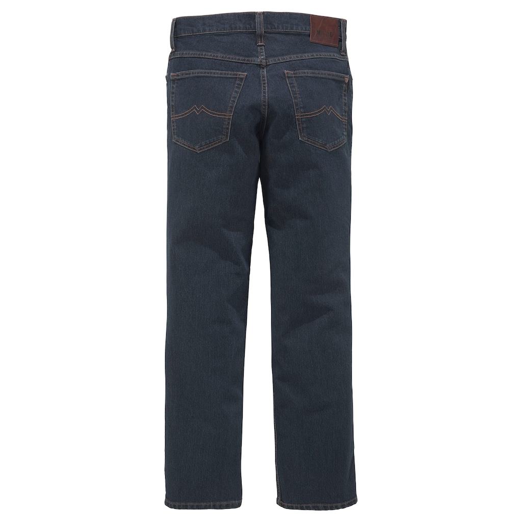 MUSTANG Straight-Jeans »TRAMPER«, in 5-Pocket-Form