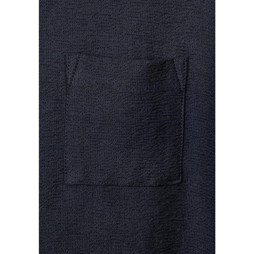 Cecil 3/4-Arm-Shirt, mit überschnittenen Schultern