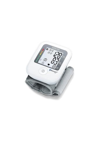 Sanitas Blutdruckmessgerät »SBC 53 BT«, Abschaltautomatik, Arrhythmie-Erkennung,... kaufen