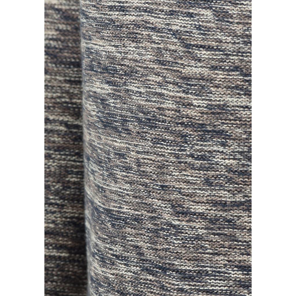 Solid Strickpullover »Foury«, Strickpulli mit Rundhalsausschnitt