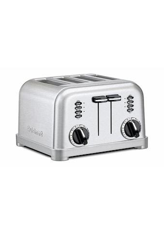 Cuisinart Toaster »CPT180E«, für 4 Scheiben, 1800 W kaufen