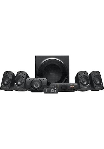 Logitech 5.1 Lautsprecher System »Z906« kaufen