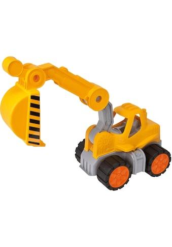 "BIG Spielzeug - Bagger ""BIG Power Worker Bagger"" kaufen"