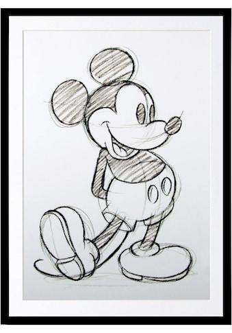 G&C Bild »MICKEY«, gerahmt kaufen