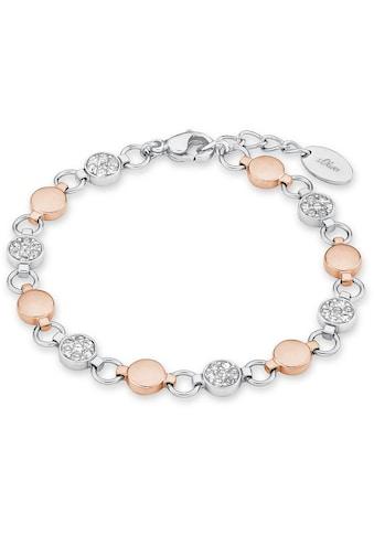 s.Oliver Armband »9239443«, mit Kristallen kaufen